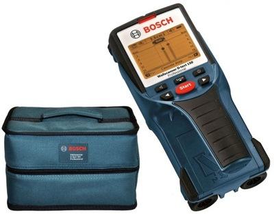 Detektor kablov - DIGITÁLNY DETEKTOR Wallscanner D-TECT 150 BOSCH