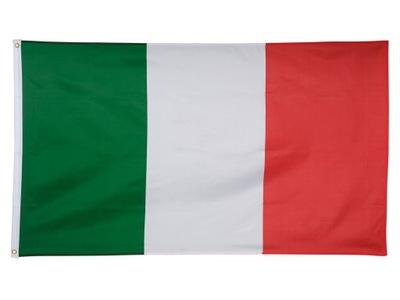 WŁOCHY ITALIA FLAGA WŁOCH 90 x 150 - Nowa FV