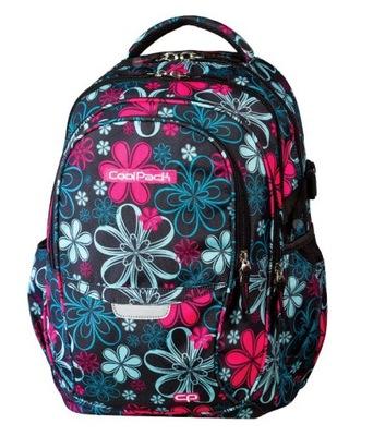 Školká taška, batoh, ruksak - COOLPACK FACTOR BACKPACK 29L PATIO 439 CP KVETY