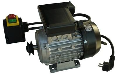 MOTOR 1.1 kW, 1 fáza 230V rezanie