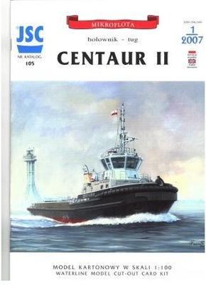 JSC 105 Polski holownik Centaur II