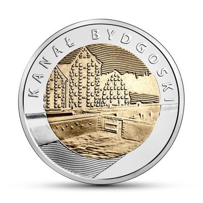 Монета 5  Быдгощский Канал