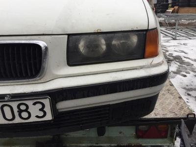 BMW E36 listwy zderzaka przod lewa