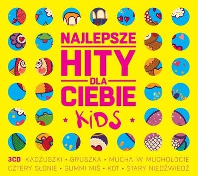 PIOSENKI DLA DZIECI Fasolki Gummi Miś Mini Club3CD