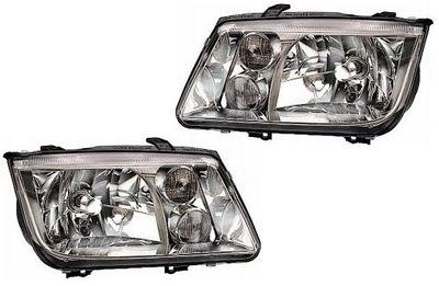 REFLEKTOR LAMPY VW Bora 98-05 2szt kpl NOWE