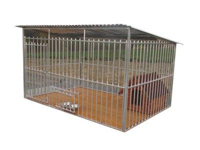 Kojec dla psa Kojce dla psów 3x2 DOLNOŚLĄSKIE