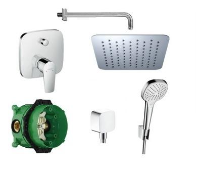 Sprcha - Podomietková súprava Hansgrohe Talis E 6in1 - 30 cm