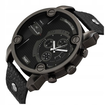 THOT Klasyczny Masywny Zegarek męski - 4 kolory