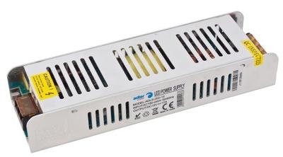 БЛОК МОНТАЖНЫЙ 12V 200W SLIM ??? LED лента CCTV
