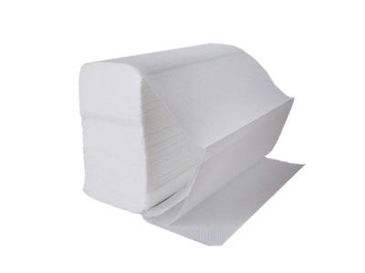 Полотенца ZZ Белый LUX Упаковка 200шт