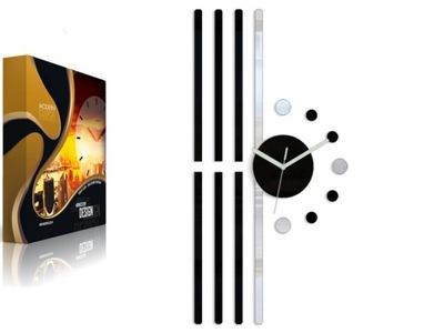 современный часы настенный - LINE БОЛЬШОЙ 60СМ зеркало