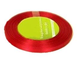 instagram Лента ленточка красная 6мм 32m