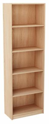 Шкаф офисный для книг скоросшиватели R3 сонома