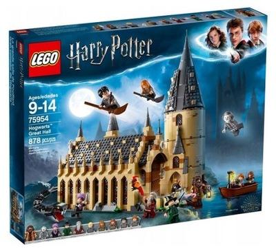 LEGO 75954 HARRY POTTER WIELKA SALA W HOGWARCIE