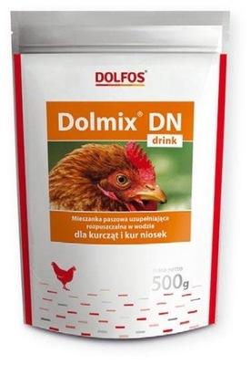 Дольфос DOLMIX DN Ноль ,5кг витамины ??? Воды несушка