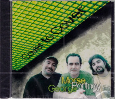 CD- MORSE / PORTNOY / GEORGE- COVER TO COVER