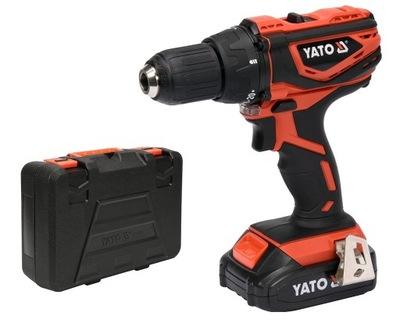 VŔTACÍ skrutkovač batérie 18V YT 82782 3l.