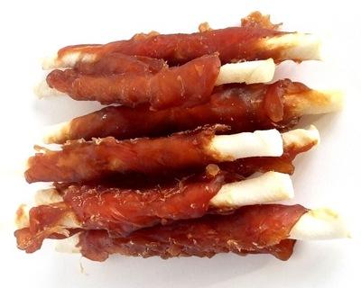 Pałeczki wołowe białe kurczak MACED 500g