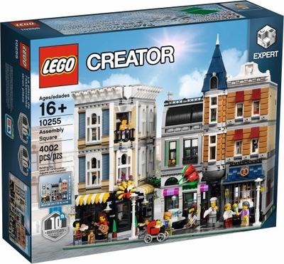 LEGO CREATOR Oblasti Stretnutia 10255