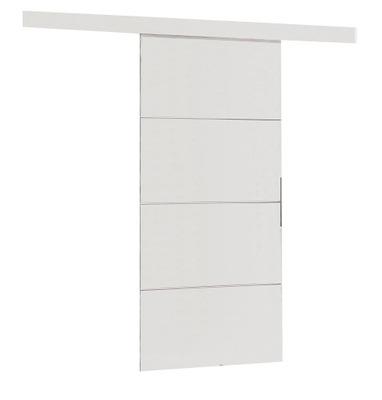 двери раздвижные настенные MULTI плюс 80 белое