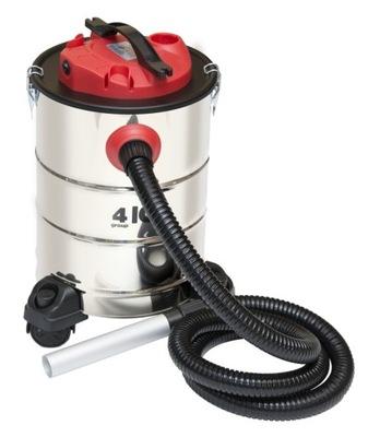 Priemyselný vysávač, príslušenstvo - Vysávač pre popolovú pec 1200W HEPA 25L