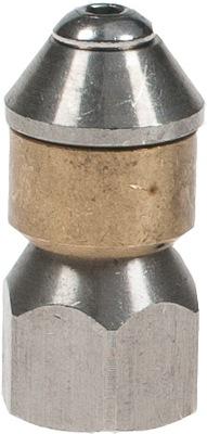 Príslušenstvo pre Karcher - Rotačná vírivá rotačná hubica pre 1/8 kanalizácie