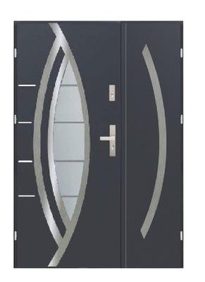 двери Внешние ДВУСТВОРЧАТЫЕ F37 DUO LUX
