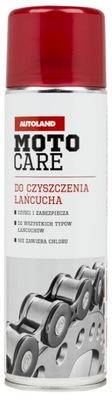Spray do czyszczenia łańcucha 500ml polski produkt