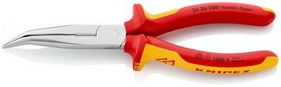 Kliešte - Nožnice -  KNIPEX 26 26 200 NASTAVOVACIE NÁPRAVKY MEDZI VDE 1000V