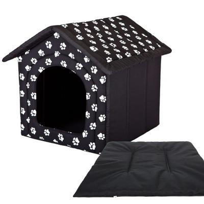 Buda + Poduszka dla Psa, Domek Hobbydog -R6: 74x76