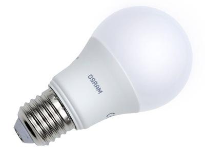 Лампа LED Osram E27 9, Цвет тепла