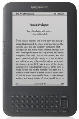 EKRAN WYŚWIETLACZ EINK Amazon Kindle 3 Keyboard