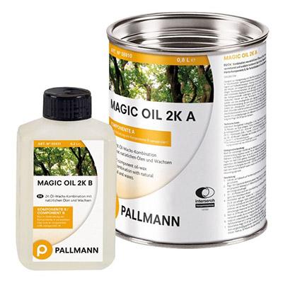 Pallmann Magic Oil - Тестер 75 мл - СУЛЕЮВЕК