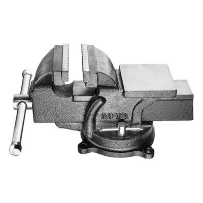 Zverák, svorka - Zámok zámok 125 mm 9 kg NEO TOOLS 35-012