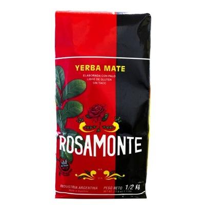 Yerba Mate Rosamonte Elaborada Con Palo 500 г Ноль ,5кг