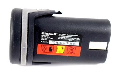 batéria 12 V Einhell TC-CD 12 v Li
