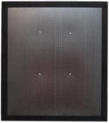 Filter s aktívnym uhlíkom kazeta 440 x 390 x 48