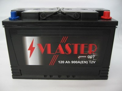 аккумулятор 120Ah 900A 12V 125Ah Новый