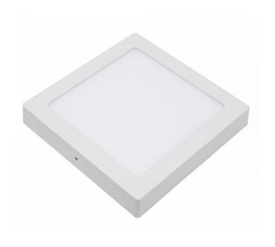 Lampa sufitowa oprawa natynkowa panel LED 18W KW