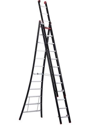 Лестницы лестница алюминиевая 3x12 ALTREX НЕВАДА