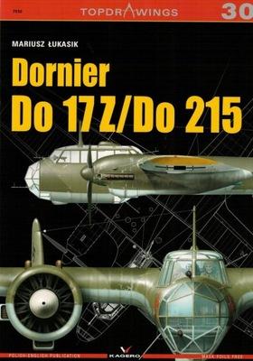 Dornier  ???  17 / ???  215 - Кагеро Topdrawings