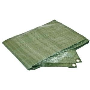Krycia plachta - Celta - Zelený náklon 5x6 silný