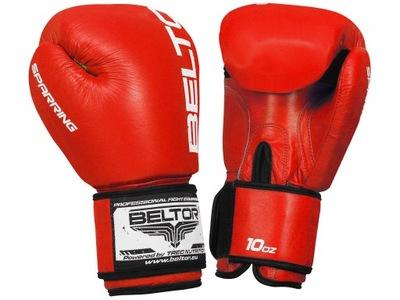 Beltor tréning s neútočícím súperom Boxerské Rukavice 16 oz tým, TRECIE