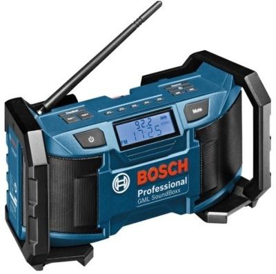 Stavebné rádio -  Budíkové rádio Bosch GML SoundBoxx Professional