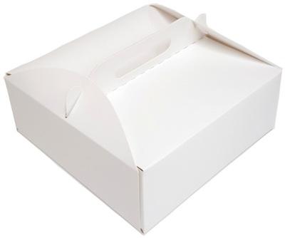 коробка на торт на торт - 26x26x14 см = 1 ,65