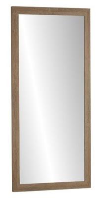 zrkadlo v ráme, 60x50 RÁM DUB GRAND zadarmo!Zrkadlo v ráme, 130x60 RÁM JELŠA poštovného!