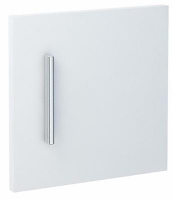 Front drzwi drzwiczki do regału MODUS biały
