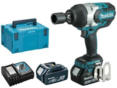 MAKITA BATTLE IMPACT WRENCH 18 V DTW1001RTJ