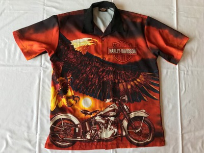 Harley-Davidson - jedyna w swoim rodzaju roz. M