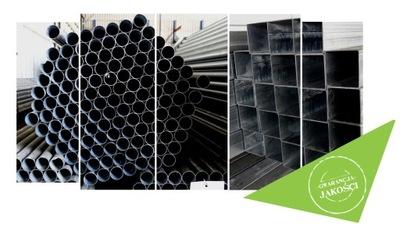 Труба стальная трубы трубы стальные новые - АКЦИЯ доставка из Польши Allegro на русском
